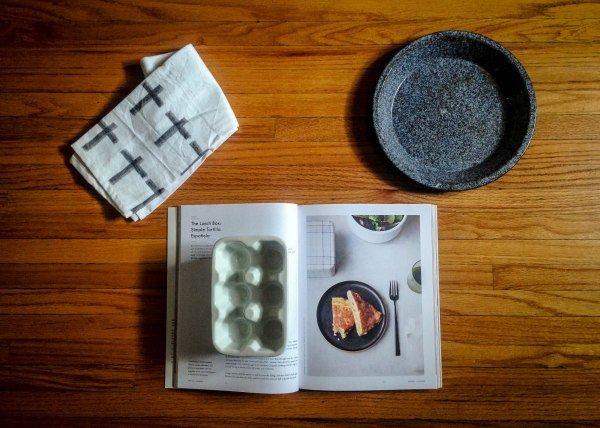 Tortilla Recipe - Kinfolk 1