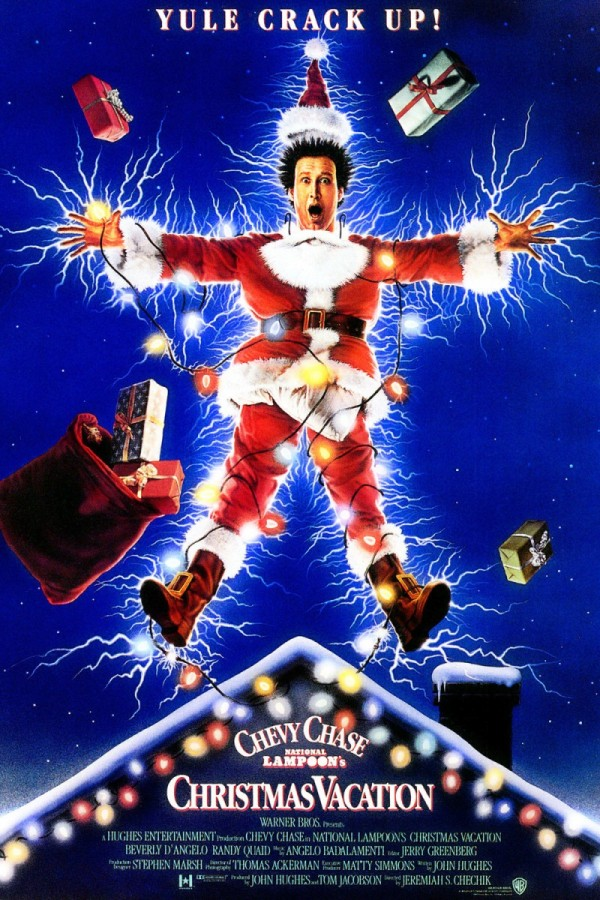 Five best christmas films hello scarlett blog for The best christmas vacations