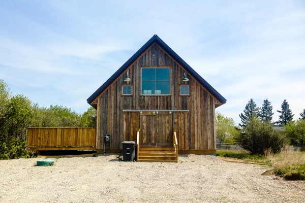 The Little Barn Gravel - 1